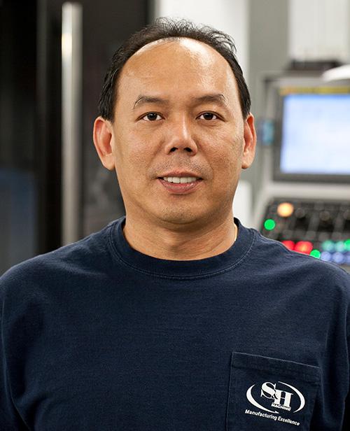 Mr. Ha