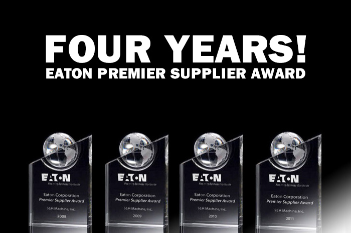 4 Year Premier Supplier Award
