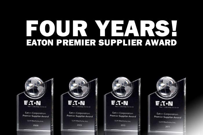 4 Year Premier Supplier Award