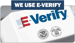 We Use E-Verify